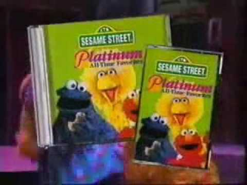 Sesame Street Platinum All Time Favorites Commercial Youtube