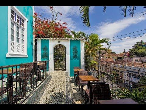 Discovery Suites and Explorer Bar in Rio de Janeiro