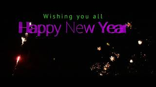 Wishing you a very Happy New Year 2020