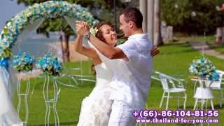 Свадьба в  Тайланде, Свадебная церемония на Самуи(http://svadbathailand.com/ звонок или смс из России: +(66) 955-109-109 звонок или смс из Таиланда: 09-55-109-109 Пишите нам на почту:..., 2013-11-25T12:49:50.000Z)