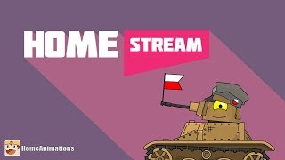 Итоги конкурса и рисуем танки - Мультики про танки
