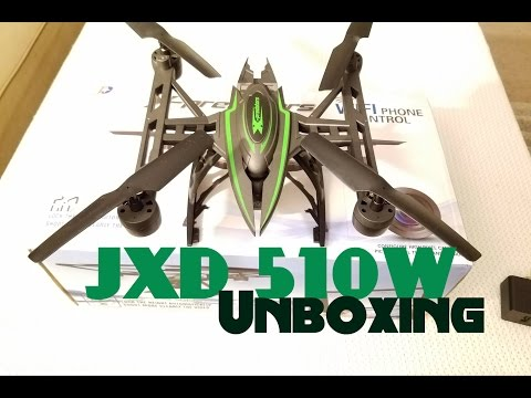 Квадродоптер JXD 510W 13