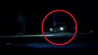 SUSPICIOUS CAR FOLLOWS MY EVERY MOVE AT NIGHT (STALKER)