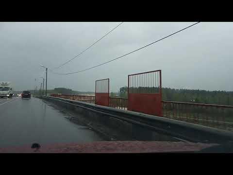 ЦКАД-4. Путепровод на пересечении с Егорьевским шоссе