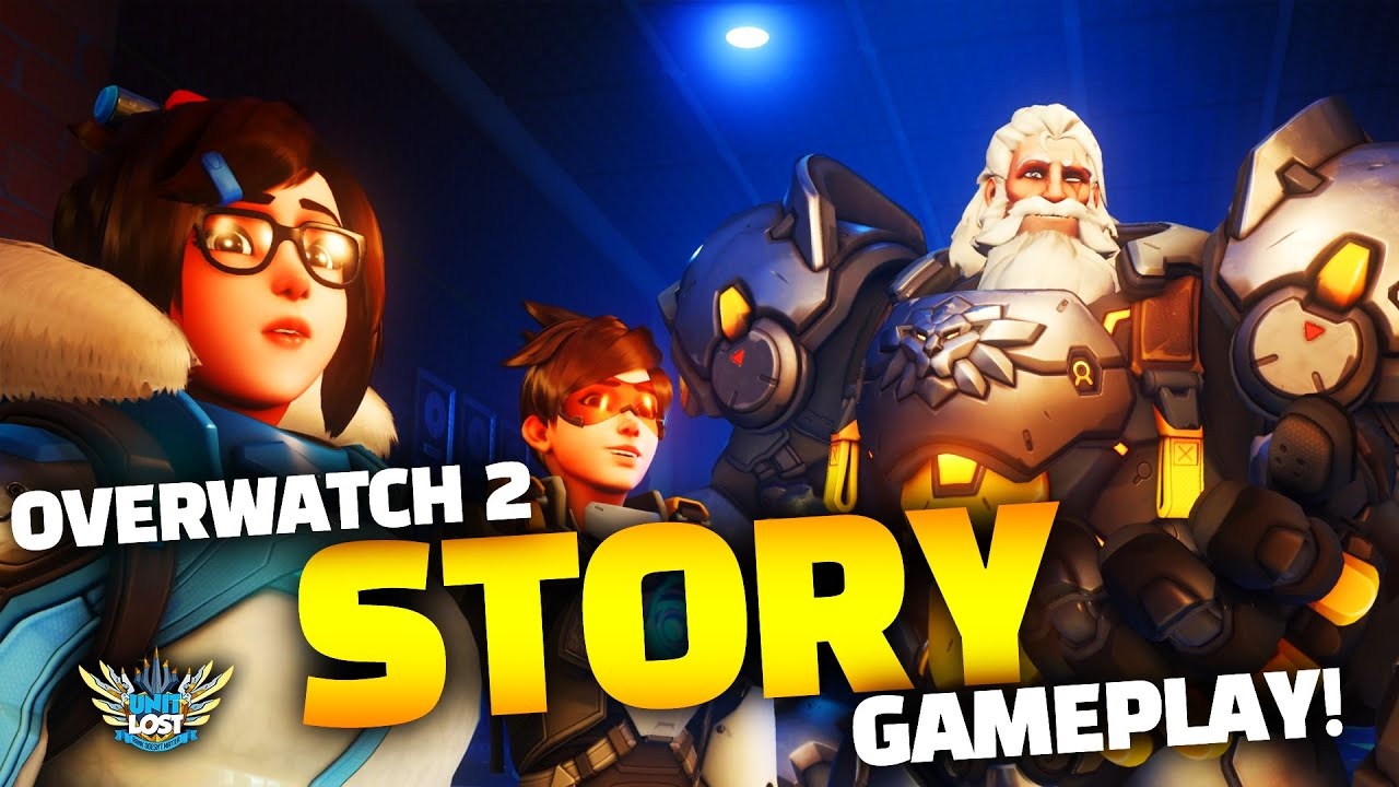 Overwatch 2 Gameplay! - New PvE Story Mission Gameplay! Rio de Janeiro! WORLD EXCLUSIVE!