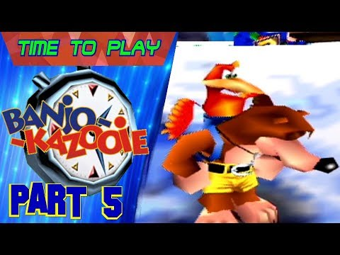 TTP: Banjo-Kazooie part 5: This Race is Rigged