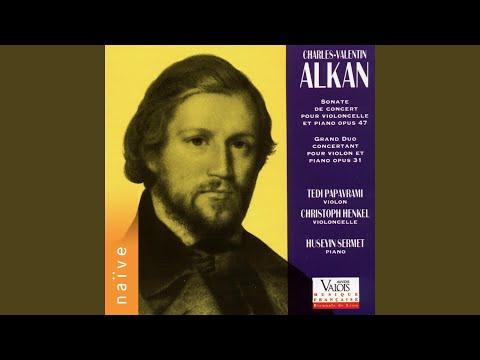 Grand duo concertant pour piano et violon in F-Sharp Major, Op. 21: III. Finale