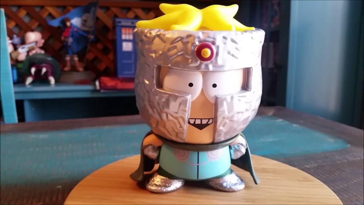 "Professor Chaos South Park Series 1 Kidrobot 3/"" Vinyl Figure Brand New"