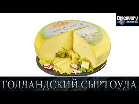 Голландский сыр Гоуда - Из чего это сделано .Discovery Channel