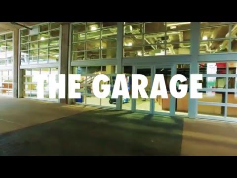 the garage at tech square atl - youtube