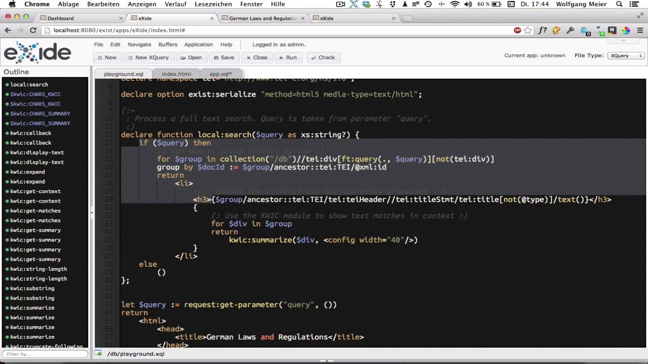 Exist Db The Open Source Native Xml Database