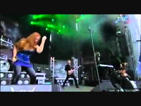 Kamelot - The Haunting (feat. Simone Simons) (Wacken 2008)