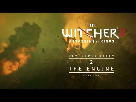 The Witcher 2 - PC - Developper Diary 2: the Engine
