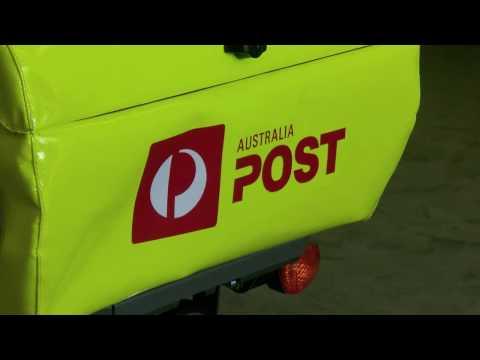 Australia Post: The Delivery E-Trike