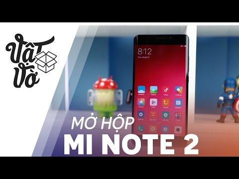 Vật Vờ| Đánh giá nhanh về Xiaomi Mi Note 2: lời như đồn?