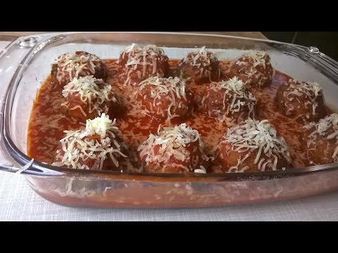 boulettes-de-courgette-sauce-tomate-(sans-viande)