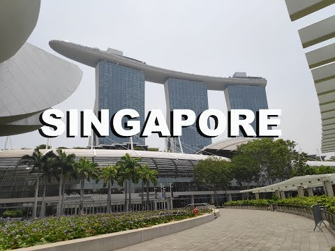 First International Travel in Singapore
