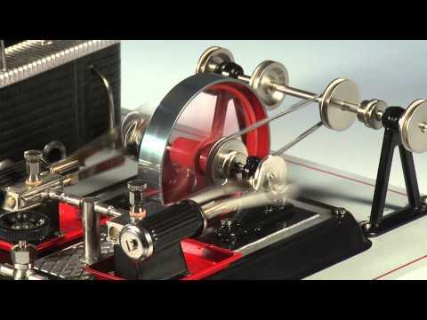 Wilesco D22 Dampfmaschine