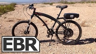 Prodeco Phantom X3 Electric Bike Review