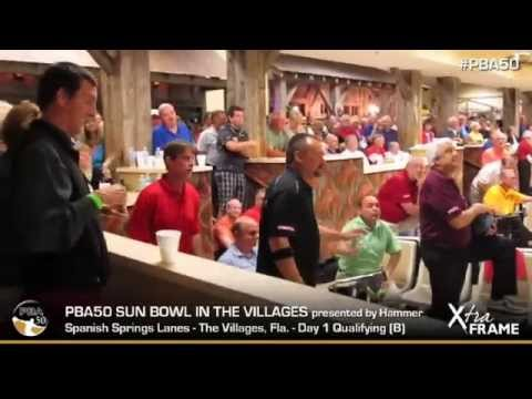 Joe Scarborough Rolls First-Ever 900 Series in PBA Competition