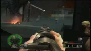MEDAL OF HONOR (EUROPEAN ASSAULT) MISION 2  (RAID ON ST.NAZAIRE) Part.1/2
