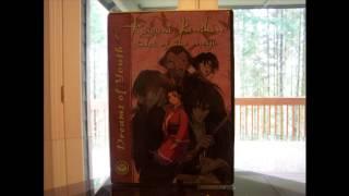 Rurouni Kenshin Tales of the Meiji - Dreams of Youth DVD