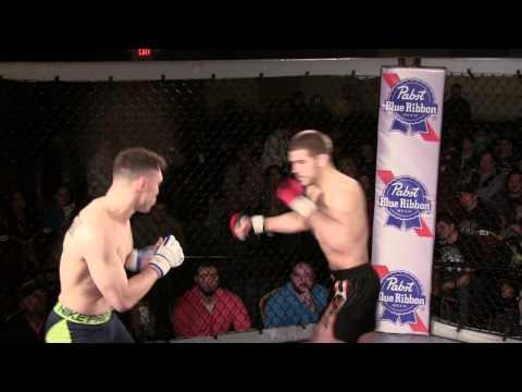Michael Bullen vs Brock Peters