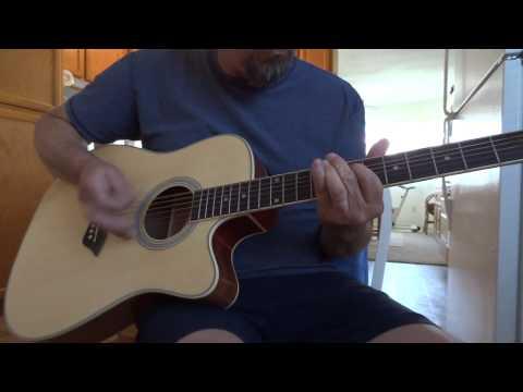 Kona K2 Guitar Unpluged