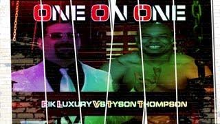 APW Gym Wars - Rik Luxury Vs Tyson Thompson - Match 003 - Season 4