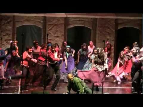 Freedom (Vamos a Bailar) (Zorro, the musical)