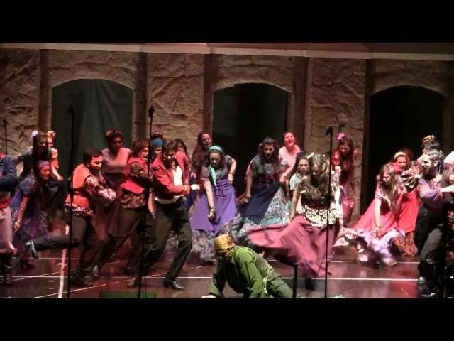 Freedom (Vamos a Bailar) (Zorro, the musical) Videos De Viajes