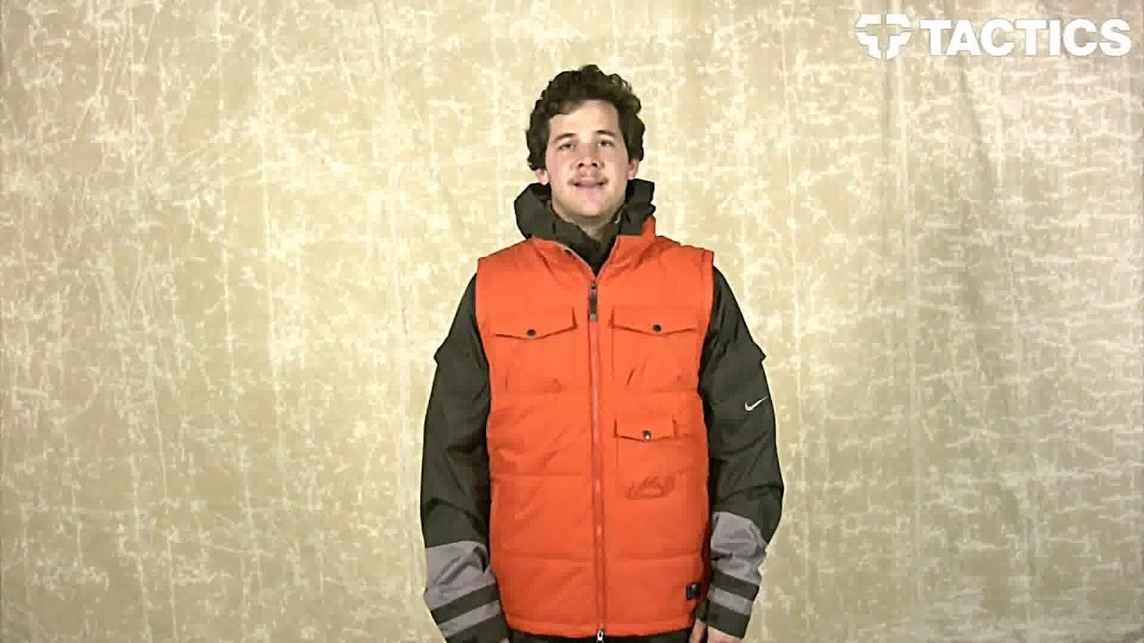 2b242129ae7c Nike Snowboarding Bellevue 3-In-1 Jacket Review - Tactics.com - YouTube