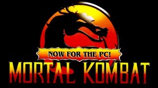 LGR - Mortal Kombat - DOS PC Game Review