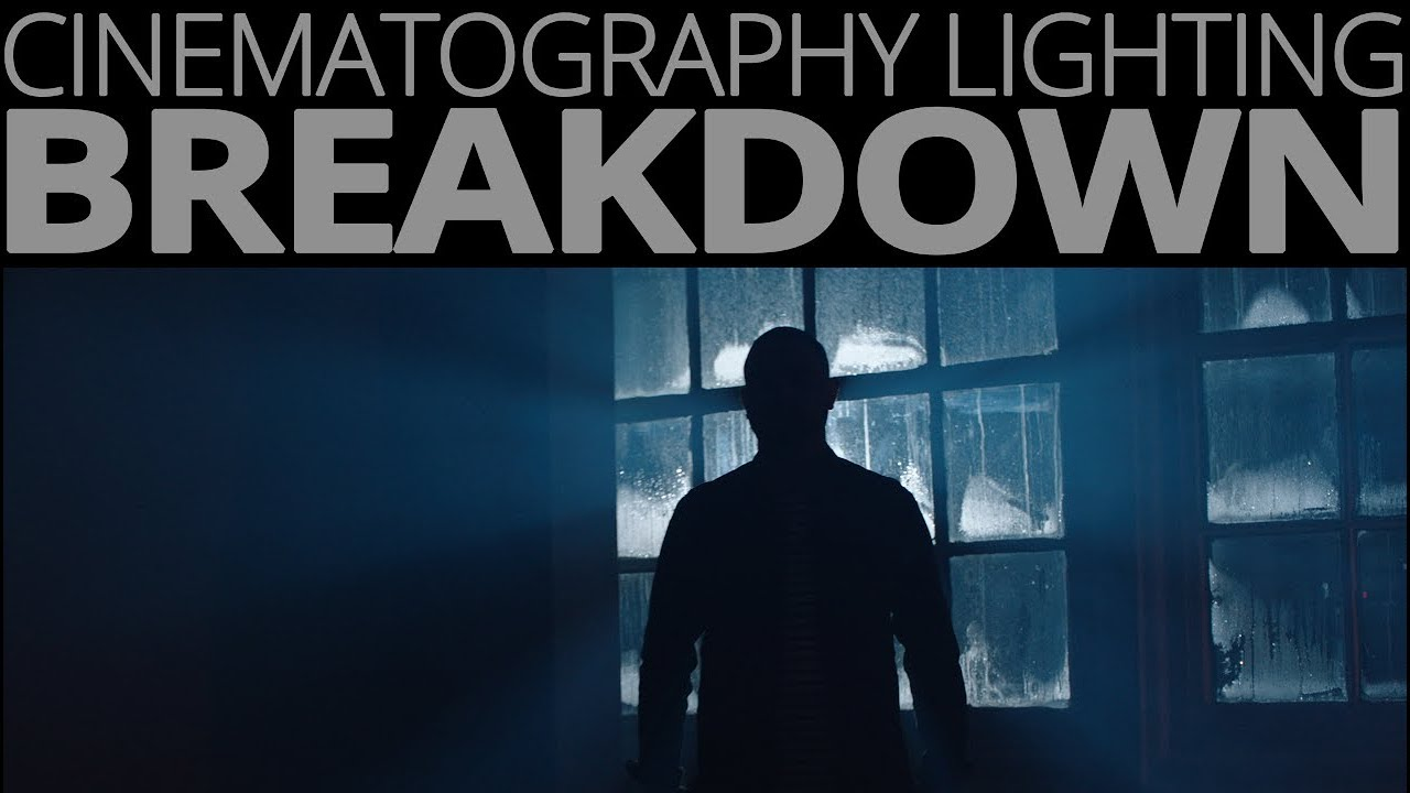 cinematography lighting breakdown silhouettes and moon light youtube