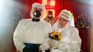 Cosas de cuarentena #01 - Matrimonio en pandemia