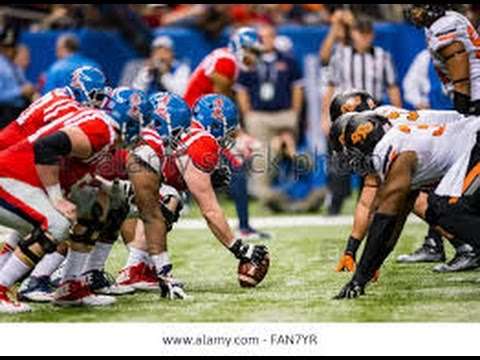 Ole Miss Rebels Offensive Line Preview