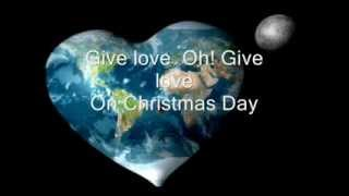 Give Love On Christmas Day [w/ lyrics] by Jackson 5