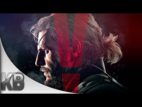 Metal Gear Solid 5:The Phantom PainFull game soundtrack OST iTunes