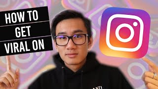 Requirements to go VIRAL on INSTAGRAM (Explore Page Algorithm)