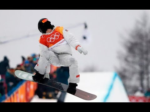 Shaun White Wins Gold With Medal Run at 2018 Winter Olympics
