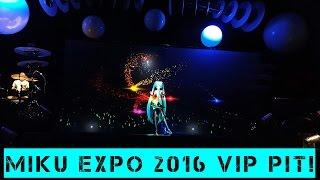 Hatsune Miku Live Concert In Los Angeles 2016 - Sharing The World By BIGHEAD Feat.Hatsune Miku
