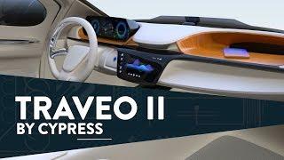 Cypress Traveo™ II MCUs for Automotive Body Electronics