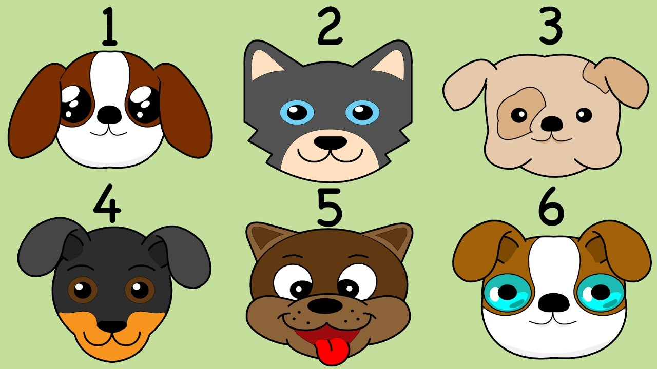 How Many? Count From 1 To 12, Kids Sing And Learn English Numbers - YouTube