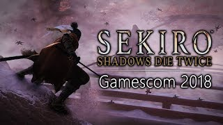 Sekiro: Shadows Die Twice - новые подробности с Gamescom 2018