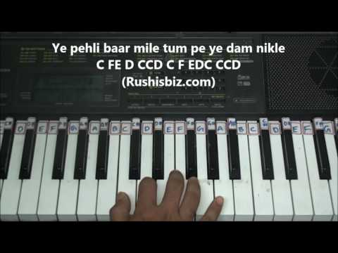 Humma Humma Humma - Hindi - Piano Tutorials