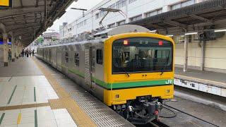 【新型事業用車 常磐線性能確認試運転】JR東日本E493系 尾久車 01編成 荒川沖・上野
