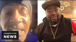 """Katt Williams And Lil Rel Clash On Instagram Live: """"Sick Of These N*ggas"""" - CH News"""