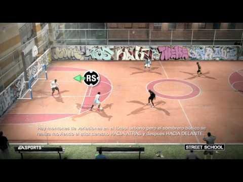 FIFA Street - Trucos básicos