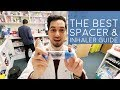 How To Use A Spacer With Inhaler | How To Use Spacer Device | How To Use Aerochamber With Ventolin