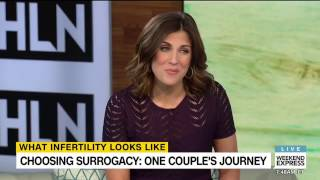 Incredible Surrogacy Story - One Couple's Journey -  Tripp & Ashley With Their Surrogate Mother(, 2017-04-24T22:27:48.000Z)